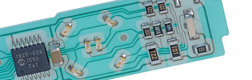 Savings and Efficiencies with Printed Silver Flexible Circuits