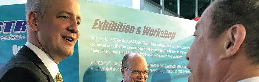 Why Zestron Wants to 'Clean Up' in Asia