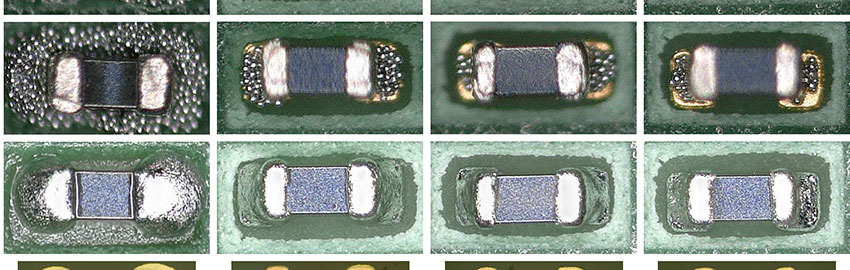 Rational Application of Impractical Stencil Aperture Designs to Enable M0201 Heterogeneous Assembly